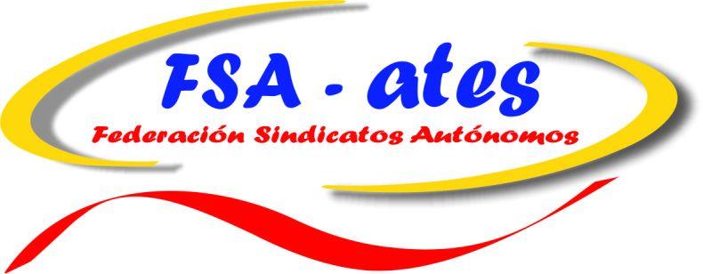 Logo Federación ATES definitivo